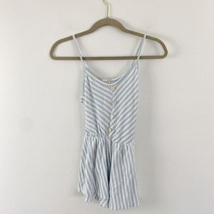 Caution to the Wind Romper XS